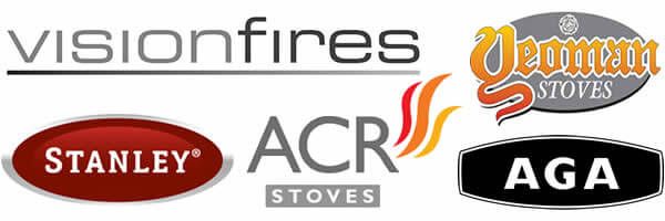 we sell electric fires by manufacturers such as Flamerite (similar to evonic), Dimplex, Celsi, Yeoman, Elgin & Hall, ACR, Vision E-Line, Rayburn, AGA, Stanley