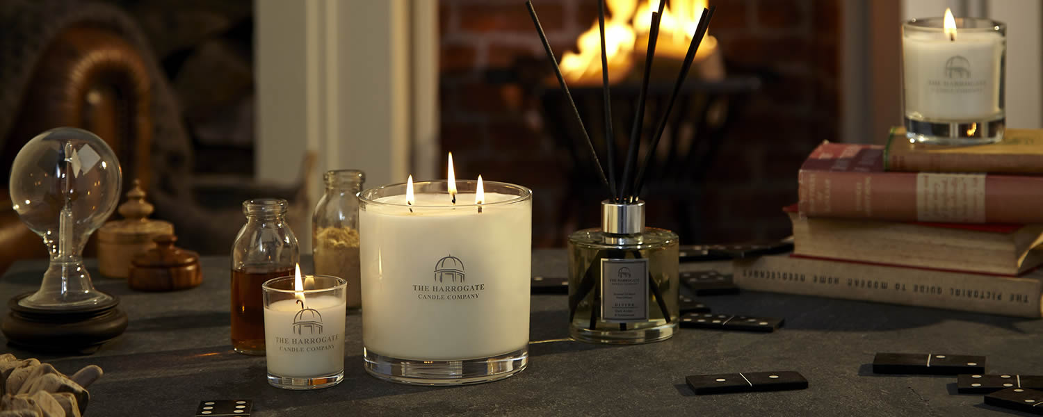 fire accessories the harrogate candle company candles in bolton
